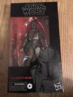 star wars black series 6 inch figures The Mandalorian