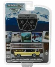 1967 Ford Mustang - Ski Country Special *** Greenlight 1:64 OVP  **SALE**