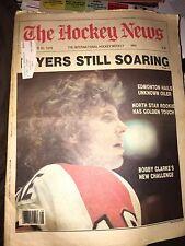 THE HOCKEY NEWS NOVEMBER 30, 1979 BOBBY CLARKE PHILADELPHIA FLYERS