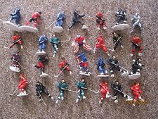 NHL Figures. FOURTY FOUR Crosby, Jagr, Ovechkin, Brodeur, Sakic, etc.