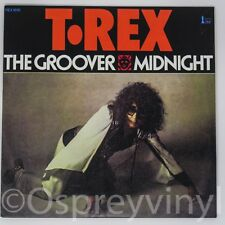 "T.Rex Marc Bolan The Groover Brand New 7"" vinyl single Great Sleeve"