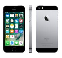 NEW SPACE GRAY VERIZON GSM UNLOCKED 32GB APPLE IPHONE SE SMART PHONE JQ44