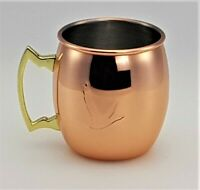Grey Goose Vodka Copper Mug Becher kupferfarben Tasse Glas Gläser (845)