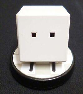 "Amiibo BOX BOY ""Hako Boy Qbby"" Nintendo Wii U 3DS from Japan Used"