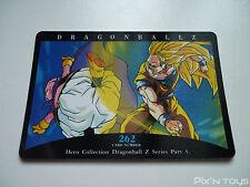 Carte Dragon Ball Z Card DBZ / Hero Collection Part 3 - N°262 / NEW