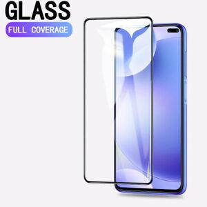 For Xiaomi Mi 11 Lite Poco M3 F3 X3 Note 10S K40 Pro 9 Full Cover Tempered Glass