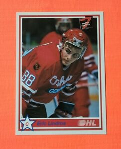 1990-91 7th Inning Sketch OHL #NNO Eric Lindros promo