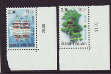 Finland 1991 MNH - NORDEN - Tourism - Joint Issues - set of two stamps