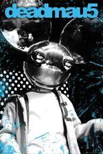 Deadmau5 Helmet Canadian Progressive House Music Electronica DJ Poster 24x36 inc