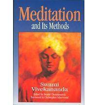 Meditation and Its Methods According to Swami Vivekananda-ExLibrary
