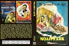 """JOHN WAYNE IN 'NOAH'S ARK"""" RARE DVD"""