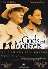 Gods and Monsters ( 3x Oscar ) von Bill Condon mit Ian McKellen DVD NEU OVP