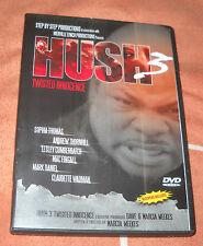 BARBADOS PRAISE ACADEMY- HUSH 3 MOVIE DVD-