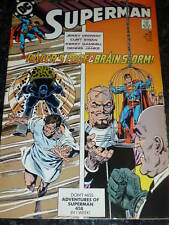 SUPERMAN Comic - 2nd Series - No 35 - Date 09/1989 - DC Comics