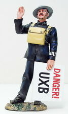 Metal Toy Soldier 1:30  WWII  King & Country  FOB 075
