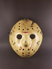 Jason mask part 8 prop Replica Friday The 13th