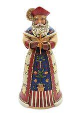 Jim Shore Heartwood Creek Santa Claus Wesolych Swiat 4022916 2011 Star