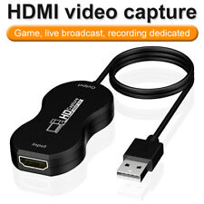 HD 1080P HDMI to USB 3.0 Video Capture Cards Recorder For PC Phone PS4 XBOX TV
