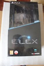 ELEX COLLECTOR'S EDITION PS4 NEW SEALED ENGLISH COLLECTORS