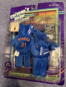 SALVINO'S BABY BAMMERS MLB SEALED BEARS 1999 MIKE PIAZZA ROBIN VENTURA VINTAGE
