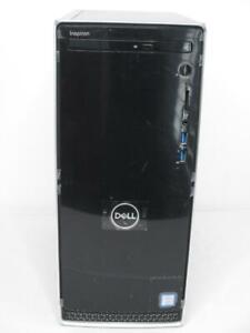 Dell Inspiron 3670 Tower Computer i5-9400 2.9Ghz 6-Core 12GB 2TB DVDRW Wi-Fi W10