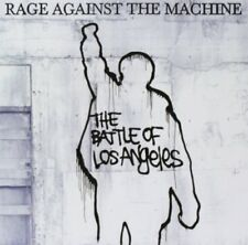 RAGE AGAINST THE MACHINE THE BATTLE OF LOS ANGELES CD ROCK METAL 1998 NEW