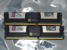 16GB ( 8GB x2) ECC FB RAM DDR2 PC2-5300F 667Mhz For Mac Pro 1.1 & 2.1 Compatible