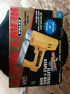 Arrow Electro Matic Extra Heavy Duty Electric Staple and Nail Gun T50 T50BN USA