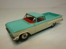 DINKY TOYS -  449 CHEVROLET EL CAMINO   1:43 - NEAR MINT CONDITION