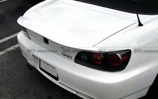 For Honda S2000 FRP BYS Style Ducktail Rear Spoiler Rear Trunk Wing Lip
