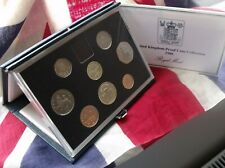 More details for 1986 royal mint uk proof 8 coin set inc special £2 & 50p free p&p