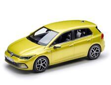 + VOLKSWAGEN VW Golf 8 von NOREV in 1:43 Limonengelb 5H0099300 10W