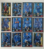 2018/19 Match Attax EPL Soccer Cards - Leicester Team Set inc 5 shiny