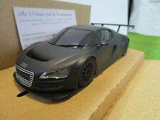 AUDI R8 LMS noir matt au 1/32 SCALEXTRIC C3663 voiture SLOT