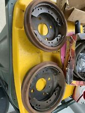 Ford Escort/Cortina Rear Brake Drums And Shoes