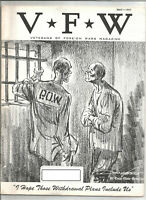 VFW Magazine May 1971 - POWs, Forgotten Battlefields, In Memoriam, more