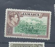 Sello de Jamaica. Jorge VI 1s MH (X225)