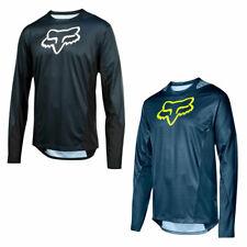 Fox Demo LS Camo Burn Jersey FA18 - Long Sleeve Mountain Bike BMX MTB Downhill