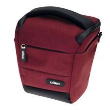 Maletines, bolsas y fundas carcasas rojo para cámaras de vídeo y fotográficas