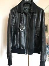 4d129f2bfe60c Cappotti e giacche da uomo Dolce Gabbana in pelle