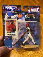 MLB Baseball Ken Griffey Jr. Extended Series (2000) Starting Lineup Figure
