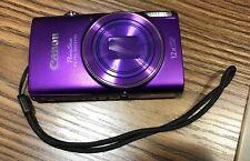 Canon PowerShop Elph 360HS Digital Camera