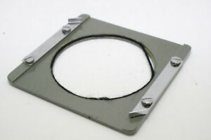 [ EXC+++++ ] Lens board adapter 4x5 For 115mmx115mm Large Format From JAPAN 5282