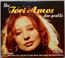 Star Profiles Tori Amos Audio Documentary CD Interview 1998 UK GERMANY IMPORT