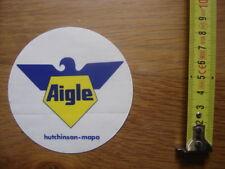 Autocollant Sticker AIGLE HUTCHINSON MAPA