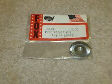 "Fox 13513 Prop Washer 1/4"" Shaft - Vintage RC"