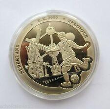 Medaille auf die Fußball EM 2000