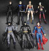 DC COMICS DESIGNER SUPERMAN Wonder Woman BATMAN Catwoman Harley Quinn Nightwing