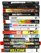 (Lot of 14) Sony PlayStation PS3 Video Games Collection Uncharted 2 (3945)