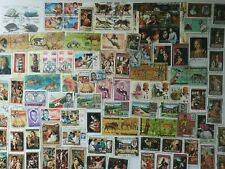 300 Different Burundi Stamp Collection